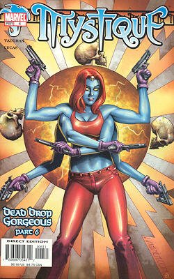 Mystique # 6 Issues (2003 - 2005)