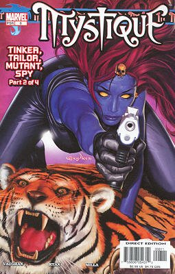 Mystique # 8 Issues (2003 - 2005)
