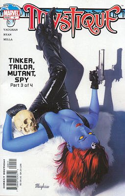 Mystique # 9 Issues (2003 - 2005)