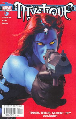 Mystique # 10 Issues (2003 - 2005)