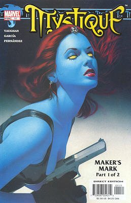 Mystique # 11 Issues (2003 - 2005)