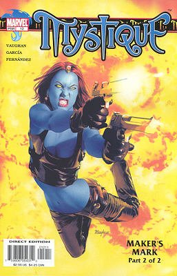 Mystique # 12 Issues (2003 - 2005)