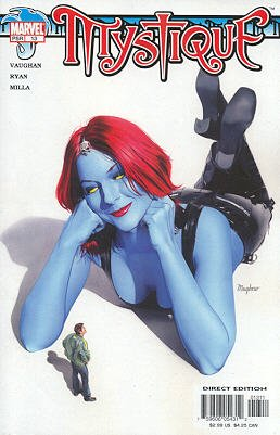 Mystique # 13 Issues (2003 - 2005)