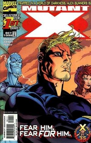 Mutant X édition Issues (1998 - 2001)