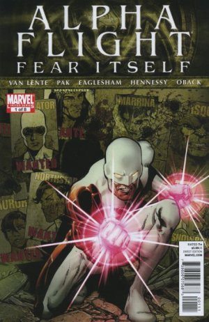 Alpha Flight # 1 Issues V4 (2011 - 2012)