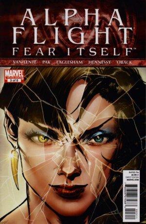 Alpha Flight # 3 Issues V4 (2011 - 2012)