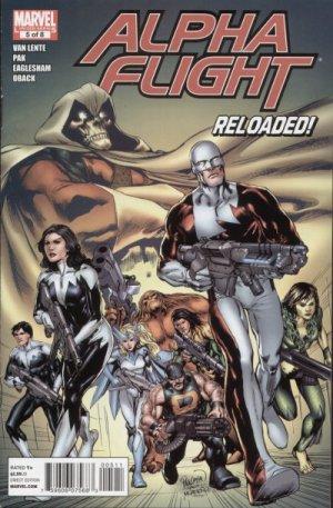 Alpha Flight # 5 Issues V4 (2011 - 2012)