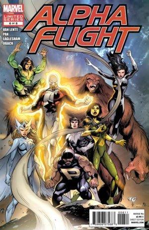 Alpha Flight # 6 Issues V4 (2011 - 2012)