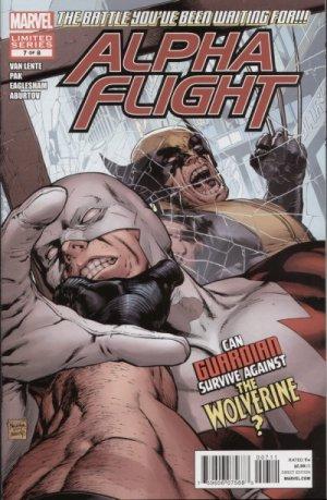 Alpha Flight # 7 Issues V4 (2011 - 2012)