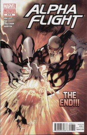 Alpha Flight # 8 Issues V4 (2011 - 2012)
