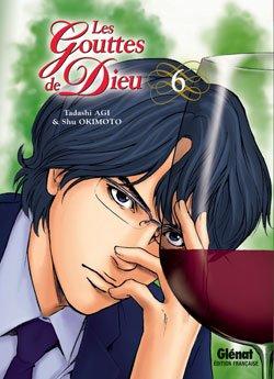 couverture, jaquette Les Gouttes de Dieu 6  (Glénat Manga)