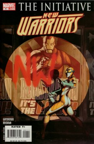 The New Warriors édition Issues V4 (2007 - 2009)