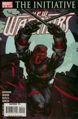 The New Warriors # 2 Issues V4 (2007 - 2009)