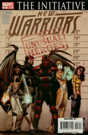 The New Warriors # 3 Issues V4 (2007 - 2009)