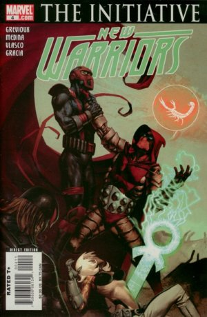 The New Warriors # 4 Issues V4 (2007 - 2009)