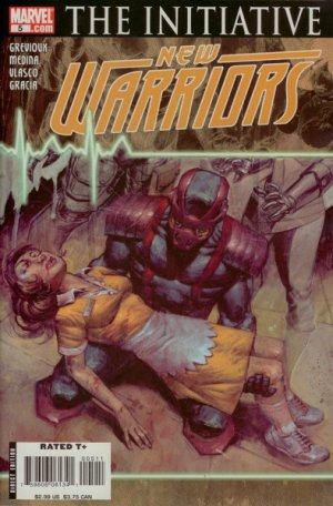 The New Warriors # 5 Issues V4 (2007 - 2009)