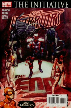 The New Warriors # 6 Issues V4 (2007 - 2009)
