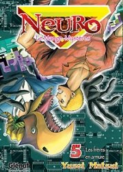 couverture, jaquette Neuro - le mange mystères 5  (Glénat Manga) Manga