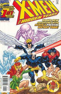 X-Men - Hidden Years édition Issues