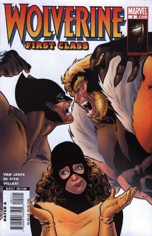 Wolverine - First Class 2