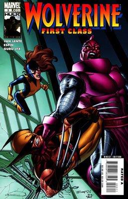 Wolverine - First Class 3