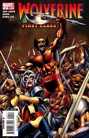 Wolverine - First Class 4