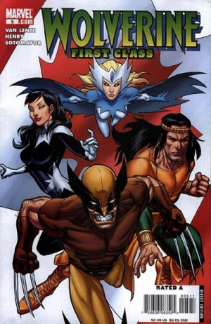 Wolverine - First Class 5