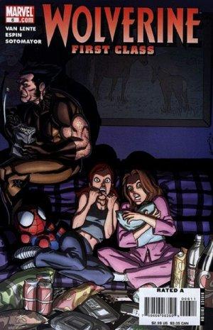 Wolverine - First Class 6
