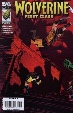 Wolverine - First Class 7