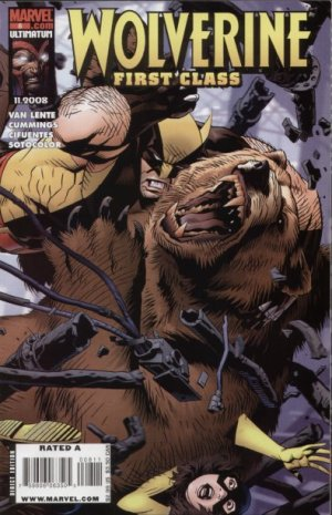 Wolverine - First Class 8