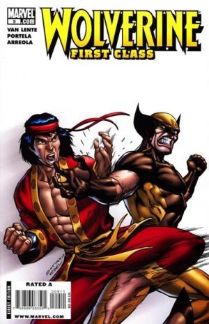 Wolverine - First Class 9