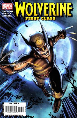 Wolverine - First Class 10