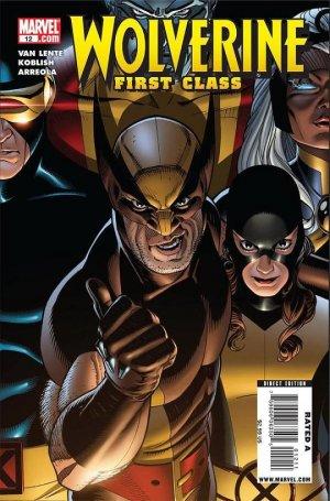 Wolverine - First Class 12