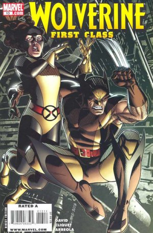 Wolverine - First Class 13