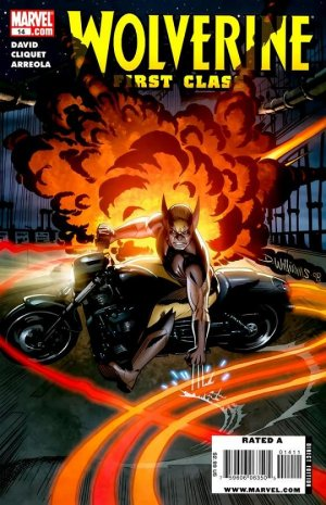 Wolverine - First Class 14