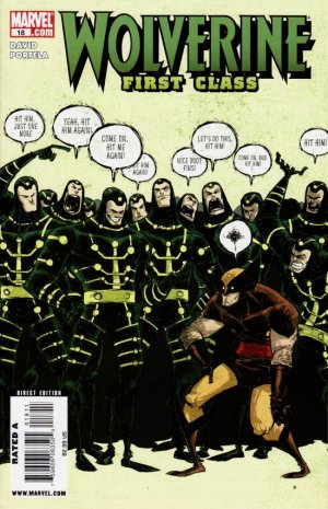 Wolverine - First Class 18