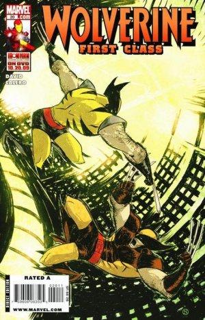 Wolverine - First Class 20