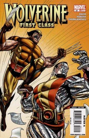 Wolverine - First Class 21