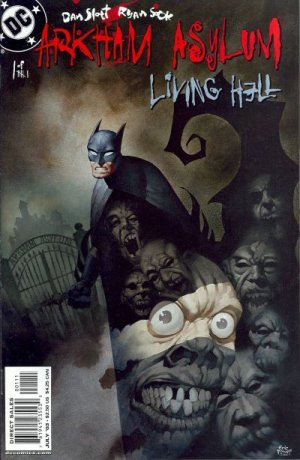 Les Patients d'Arkham # 1 Issues