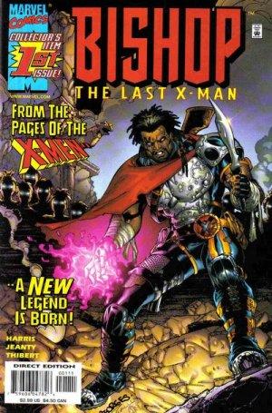 Bishop - The Last X-Man