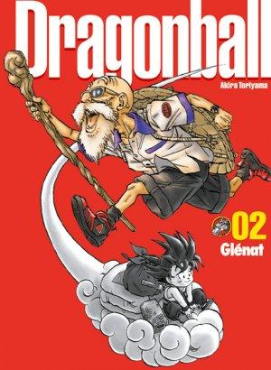 couverture, jaquette Dragon Ball 2 Perfect édition (Glénat Manga)