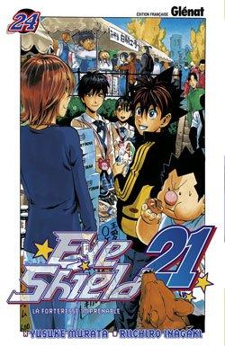 couverture, jaquette Eye Shield 21 24  (Glénat Manga) Manga