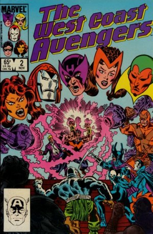 West Coast Avengers # 2 Issues V2 (1985 - 1989)