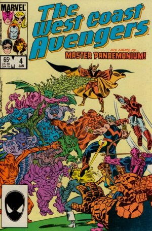 West Coast Avengers # 4 Issues V2 (1985 - 1989)