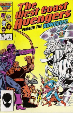 West Coast Avengers # 8 Issues V2 (1985 - 1989)