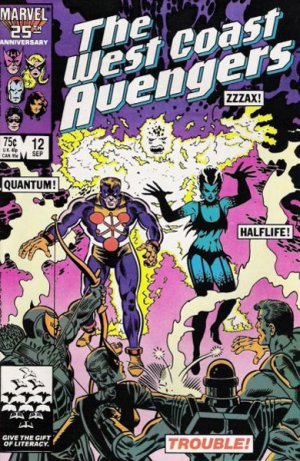 West Coast Avengers # 12 Issues V2 (1985 - 1989)