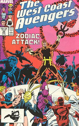 West Coast Avengers # 26 Issues V2 (1985 - 1989)