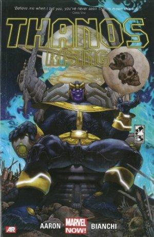 Thanos - L'Ascension de Thanos édition TPB softcover (souple)