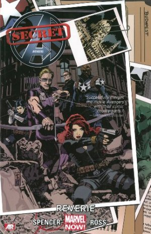 Secret Avengers # 1 TPB Softcover - Issues V2 (2013)