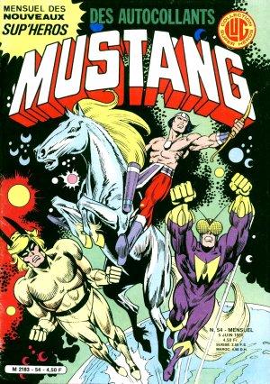Mustang (format Comics) édition Kiosque - format comics (1980 - 1981)